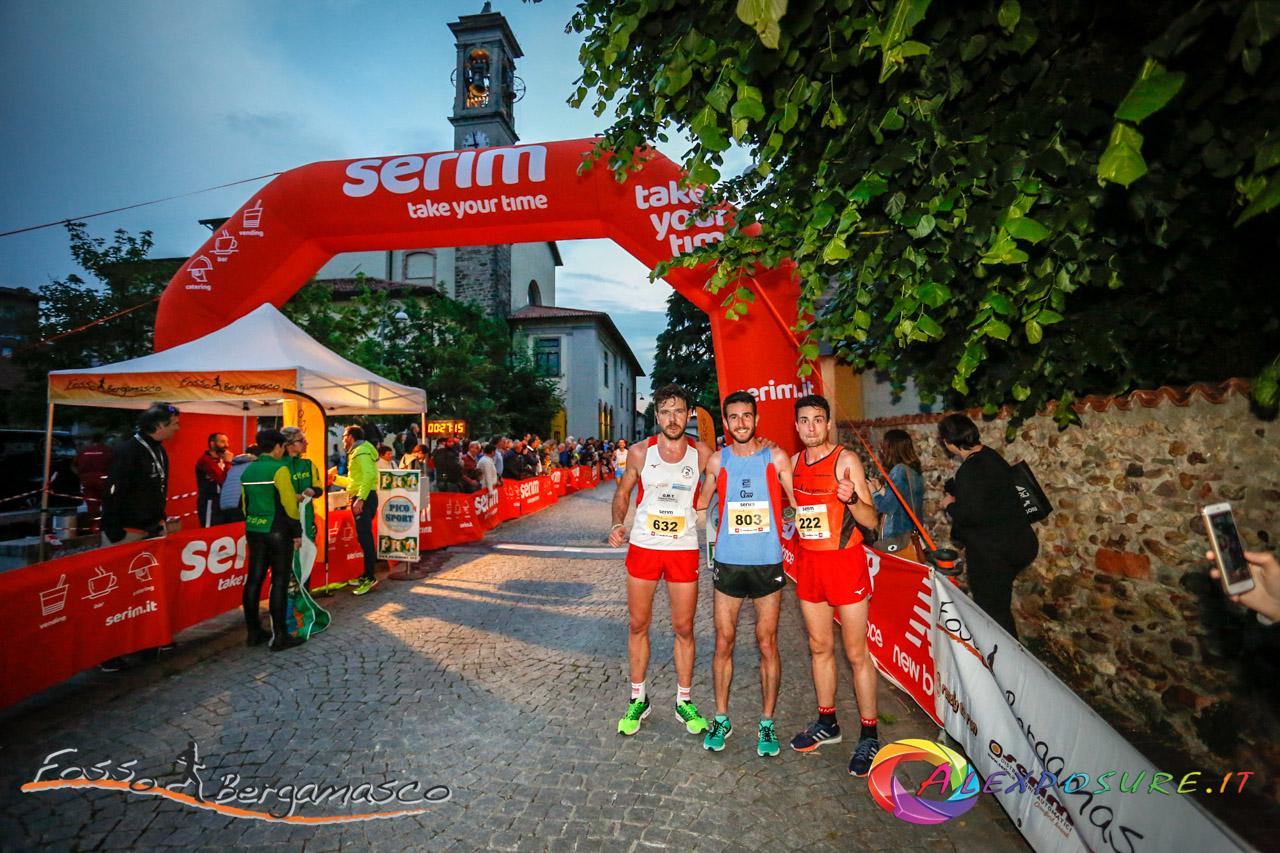 Nembrini-Carrara-Vanotti, tre amici a spartirsi il podio (e non solo)