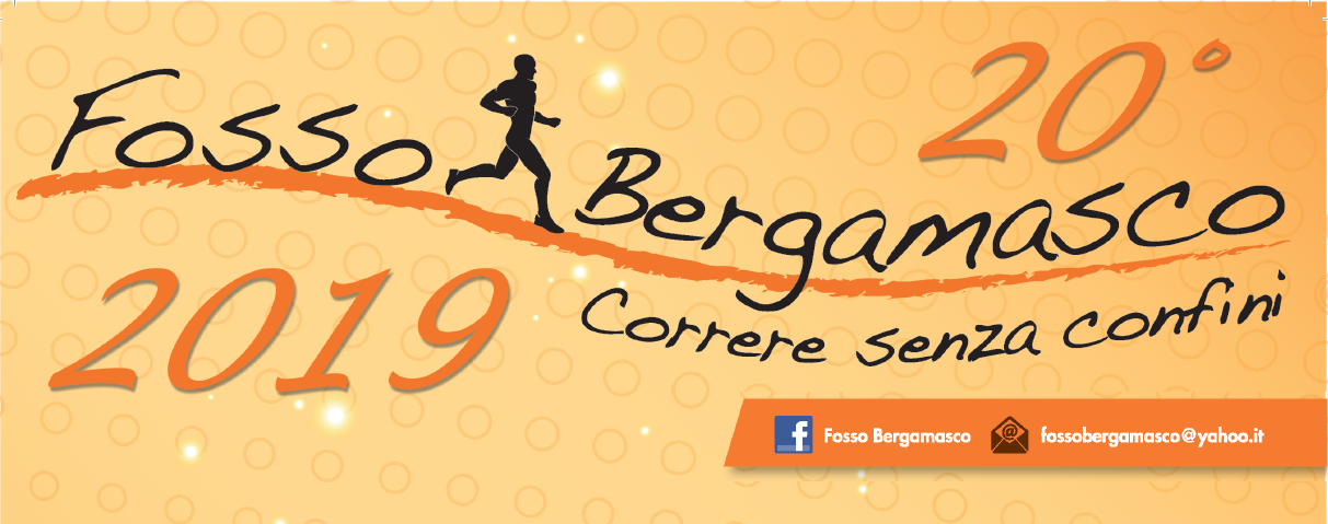 Il Calendario del Fosso Bergamasco 2019