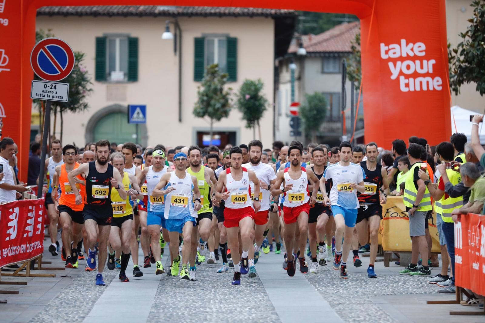 Raffaele Carrara torna e vince a Stezzano